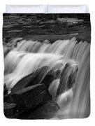 Prairie Falls Duvet Cover