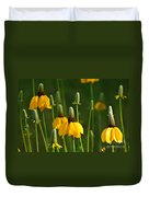 Prairie Flowers Duvet Cover