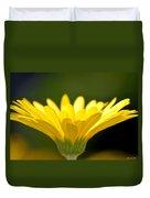 Praising Petals Duvet Cover