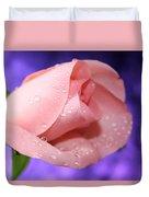 Precious Pink Duvet Cover