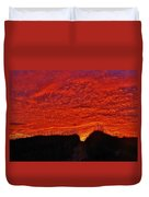 Predawn Dune Perfection 4 10/30 Duvet Cover