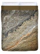 Prehistoric Stone Duvet Cover
