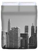 Premier Destination Chicago Duvet Cover