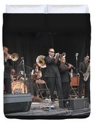 Preservation Hall Jazz Band Duvet Cover