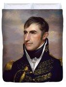 President William Henry Harrison Duvet Cover