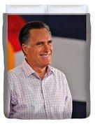 Presidential Material Duvet Cover