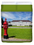 Presidential Palace Berlin Germany Duvet Cover