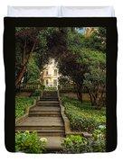 Presidential Palace Garden Duvet Cover