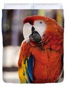 Pretty Bird 2 Duvet Cover