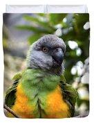 Pretty Bird Duvet Cover