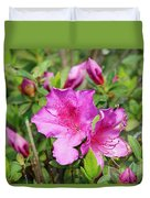 Pretty In Pink Duvet Cover