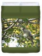 Pretty Little Bird Duvet Cover