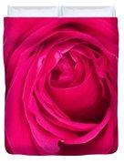 Pretty Red Rose  Duvet Cover