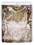 Pretty Things 1 - Lingerie Art By Sharon Cummings Duvet Cover