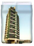 Price Tower Duvet Cover