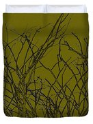 Prickly Branches Duvet Cover