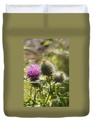 Prickly Youth Duvet Cover
