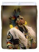 Pow Wow Native Pride 2 Duvet Cover