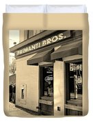 Primanti Brothers Pittsburgh  Duvet Cover