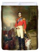 Prince Albert Duvet Cover by John Lucas