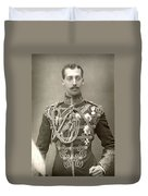 Prince Albert Victor Duvet Cover