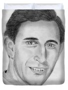 Prince Charles In 1981 Duvet Cover by J McCombie