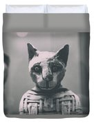 Prince Of Purrsia.. Duvet Cover