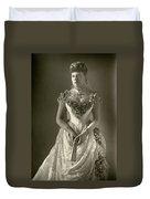 Princess Beatrice (1857-1944) Duvet Cover