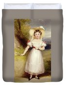 Princess Victoria Duvet Cover by Stephen Smith