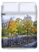 Princeton University Campus Duvet Cover