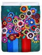 Prisarts Florals II Duvet Cover