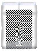 Prism Stripes 1 Duvet Cover