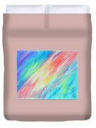 Prismatic Shore Duvet Cover