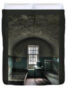 Prison Cell Duvet Cover