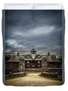 Private School Duvet Cover by Edward Fielding