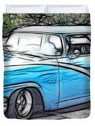 Pro Street Duvet Cover