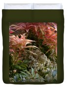 Profusion Of Floral Beauty Duvet Cover