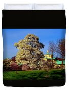 Prospect Park In Brooklyn II Duvet Cover