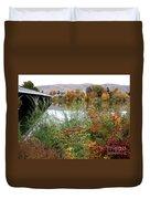 Prosser - Autumn Bridge Duvet Cover