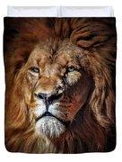 Proud N Powerful Duvet Cover