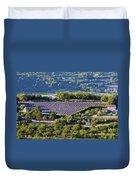 Provence Farmland Duvet Cover