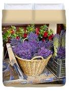 Provence Lavender Duvet Cover