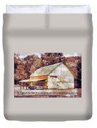 Psalm 119 111 Duvet Cover