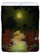 Psalm 23  Duvet Cover