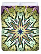 Psychic Gatekeeper Duvet Cover