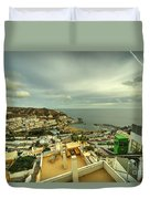 Puerto Rico From Above  Duvet Cover
