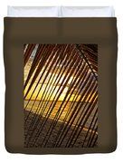 Puerto Rico Sunset 2 Duvet Cover