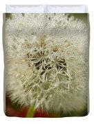 Puff Dandelion Duvet Cover