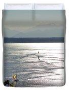 Puget Sound 2014 Duvet Cover