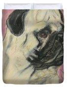 Pugnacious Duvet Cover